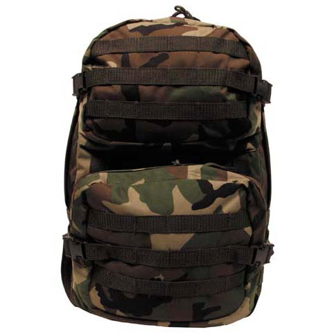 MFH assault 2 batoh woodland 42L