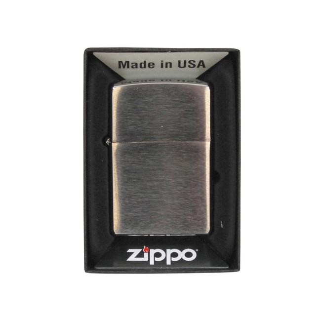 MFH Zippo originální zapalovač, chromový