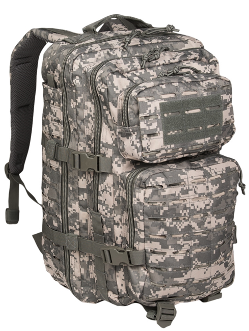 Mil-Tec batoh US Assault Large Laser Cut, At-digital, 36L