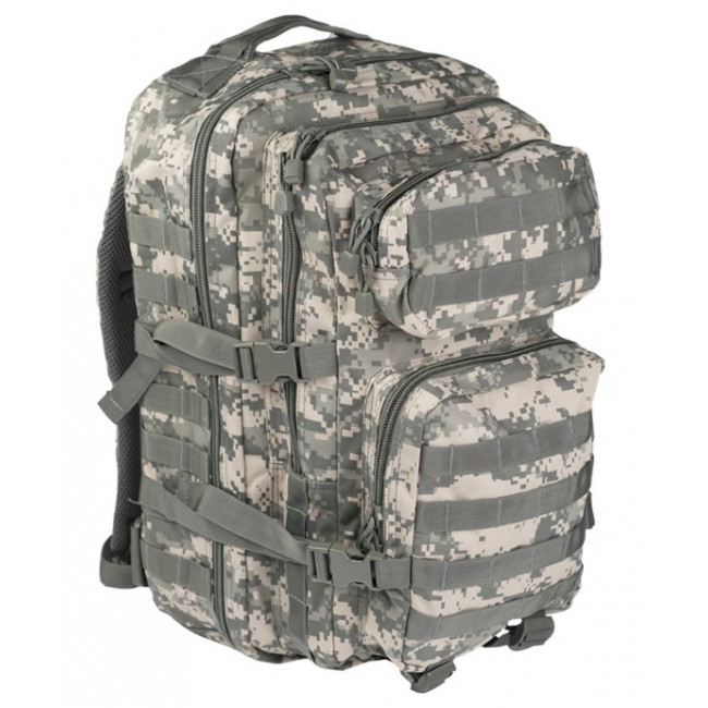 Mil-Tec US assault Large batoh At-digital, 36L