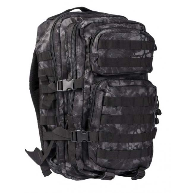 Mil-Tec US assault Large batoh Mandra night, 36L