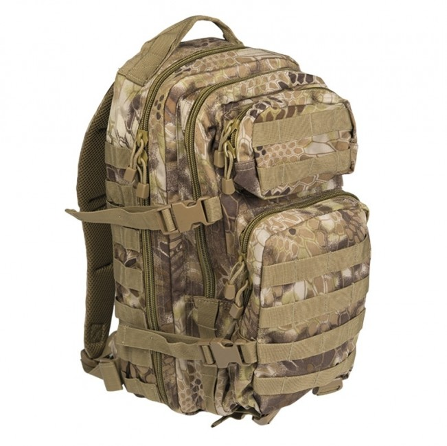 Mil-Tec US assault Small ruksak Mandra Tan, 20L