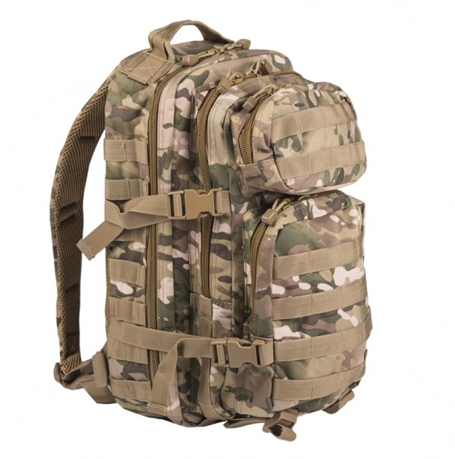 Mil-Tec US assault Small ruksak multitarn, 20L