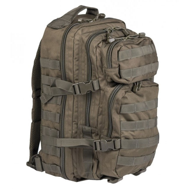 Mil-Tec US assault Small ruksak olivový, 20L