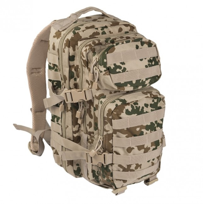 Mil-Tec US assault Small ruksak tropentarn, 20L