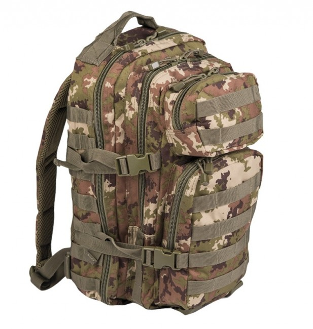 Mil-Tec US assault Small ruksak vegetato, 20L