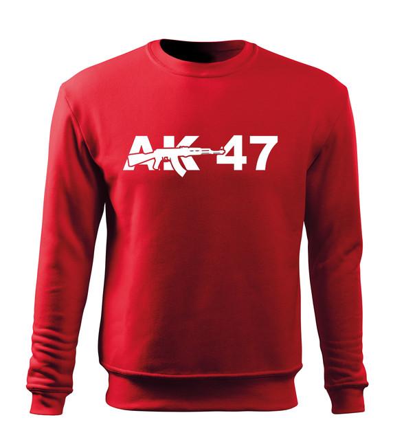 O&T Dětská mikina AK47, červená - 5/6let