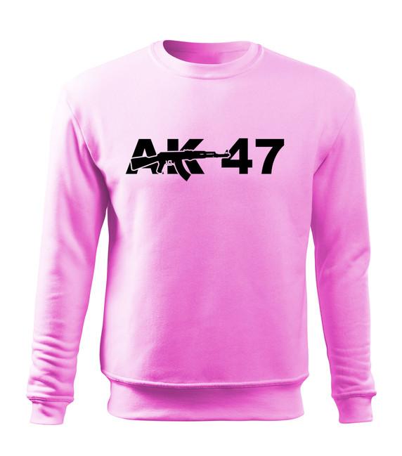 O&T Dětská mikina AK47, růžová - 5/6let
