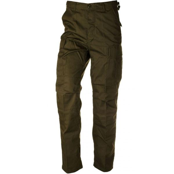 Pánské kalhoty BDU, olivové - 3XL