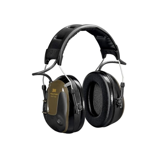 3M Peltor Protac Hunter Elektornické chrániče sluchu, olivové