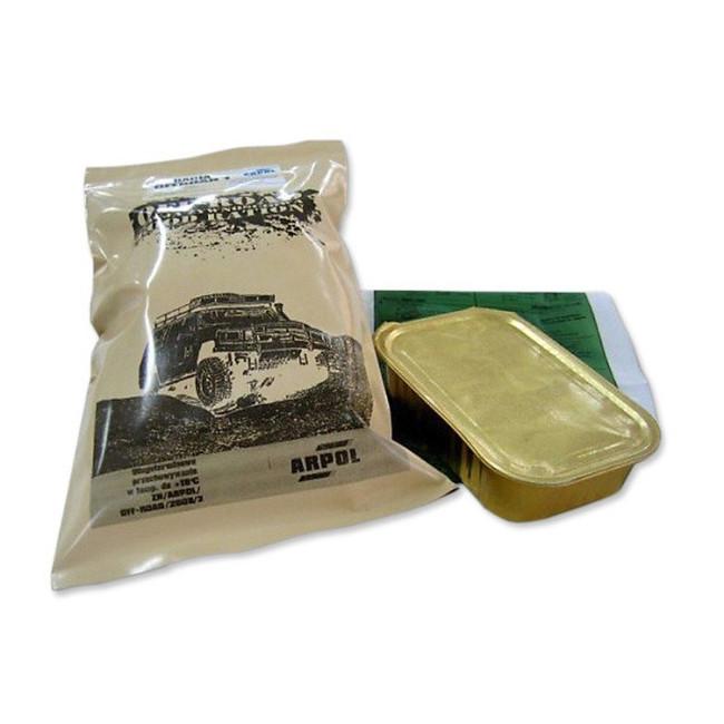 Arpol potravinová dávka MRE Offroad set 1, 750g