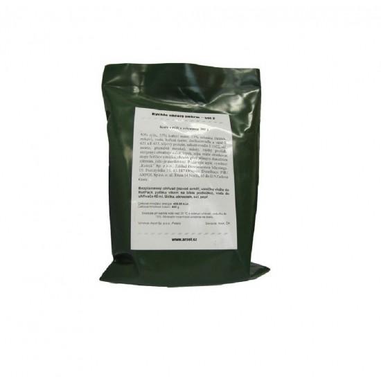 Arpol Vojenská potravinová dávka MRE VJ, set 3, 500g