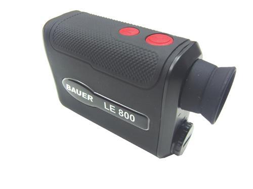Bauer LE 800 dálkoměr