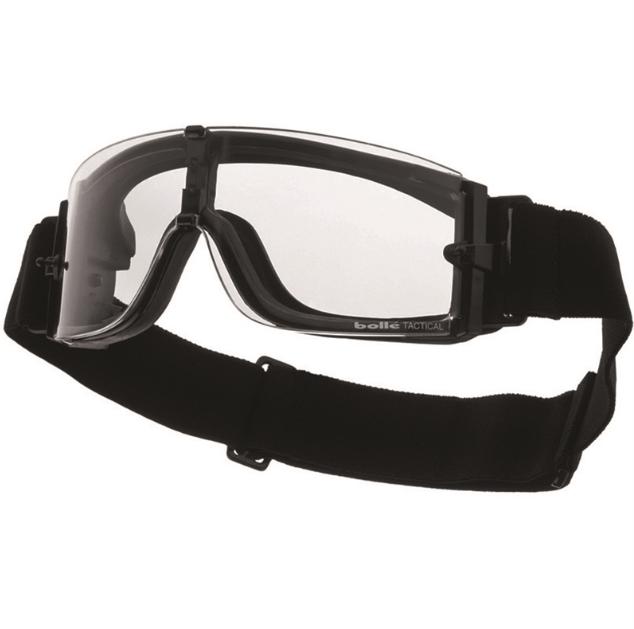Bollé X800 taktické brýle, číre