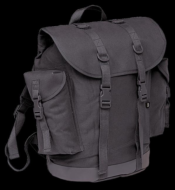 Brandit BW batoh Jäger, černý, 40L