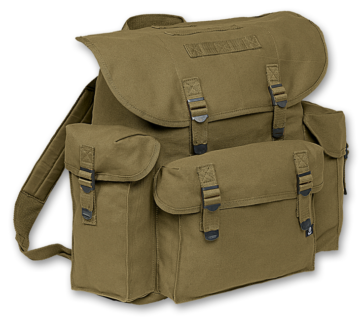 Brandit BW batoh, olivový, 40L