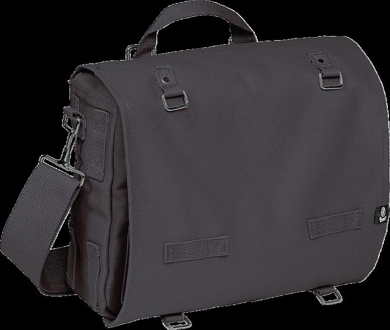 Brandit Kampf taška přes rameno velká, černá