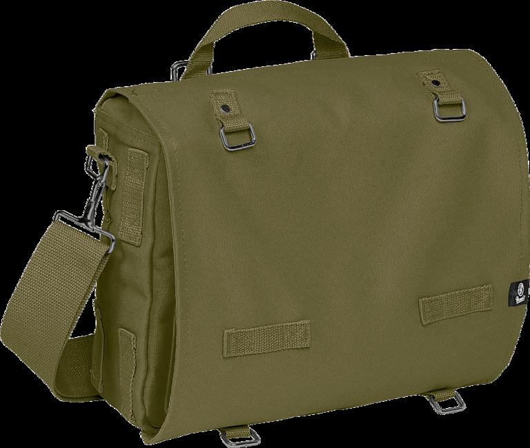 Brandit Kampf taška přes rameno velká, olivová