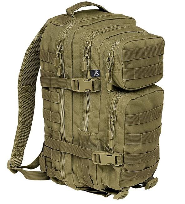 Brandit US Cooper Medium batoh, olivový 25L