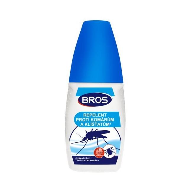 Bros Repelent proti komárům a klíšťatům 50 ml