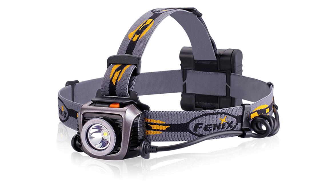 Čelovka Fenix HP15 Ultimate Edition, 900 lumenů