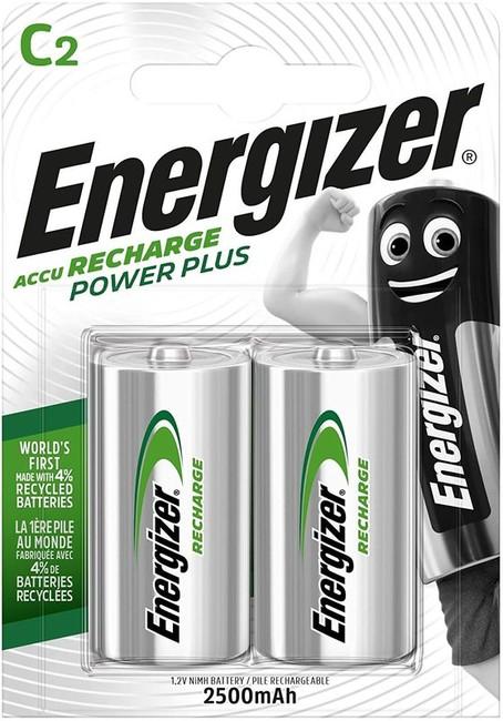 Energizer nabíjecí baterie HR14 2500 mAh FSB2, 2ks