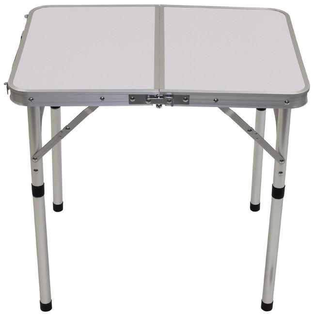 Fox outdoor skladaci kempingový stůl, hliníkový 56cm