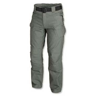 Levně Helikon Urban Tactical Rip-Stop polycotton kalhoty Olive drab - XXXL–Long