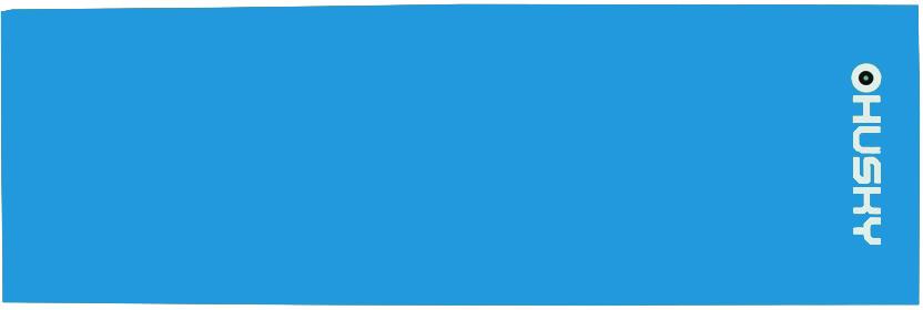 Husky Karimatka Fine 0,8 sv. modrá