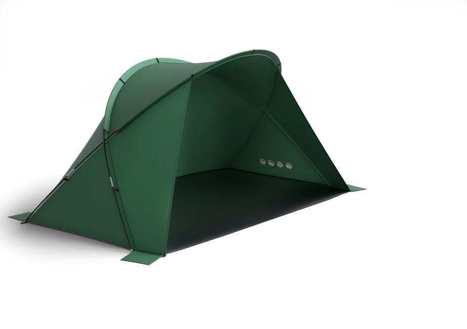 Husky Stan Outdoor Blum 4 zelená