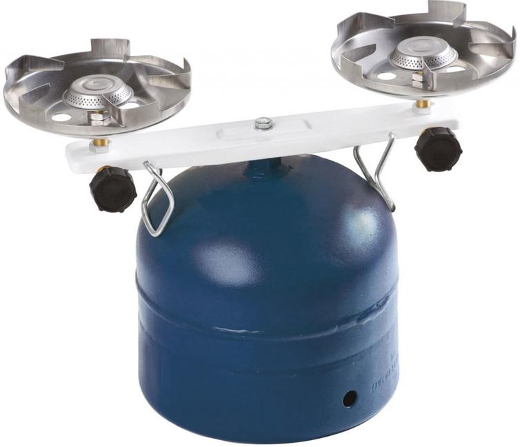 MYVA Plynový vařič Picamp s dvěma hořáky