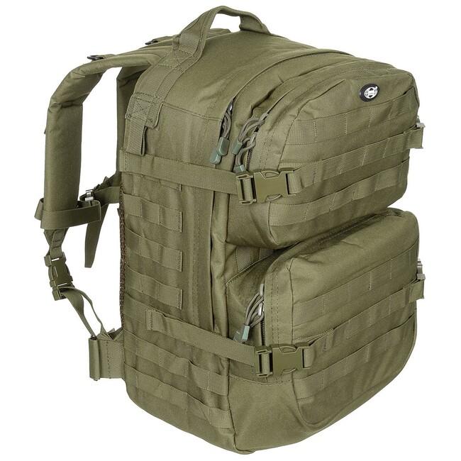 MFH assault 2 batoh maskáč olivový 42L