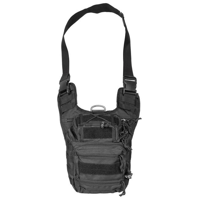 MFH Deluxe kapsa na rameno, černá