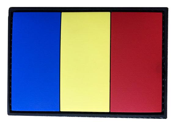 MFH nášivka 3D Rumunsko 7,5x5cm
