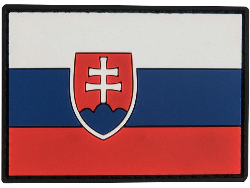 MFH nášivka 3D Slovensko 7x5cm