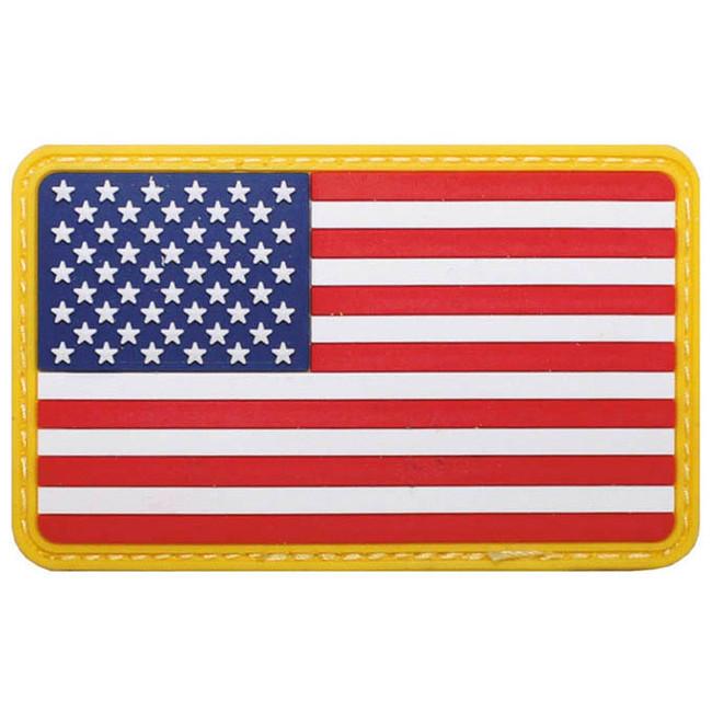 MFH nášivka 3D USA 8x5cm
