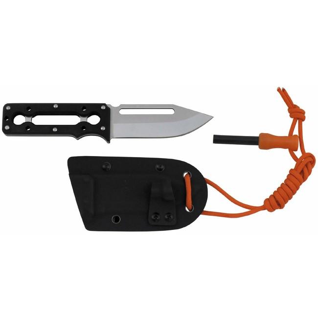 MFH taktický nůž Outlive G10, černý