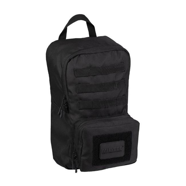 Mil-Tec Assault ultra kompaktní batoh, černý 15l