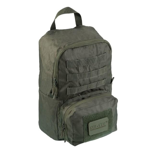Mil-Tec Assault ultra kompaktní batoh, olivový 15l