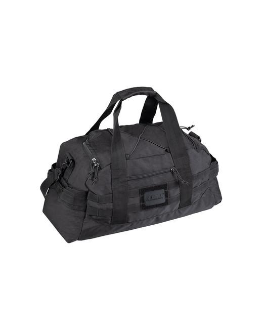 Mil-Tec Combat malá taška na rameno, černá 25l