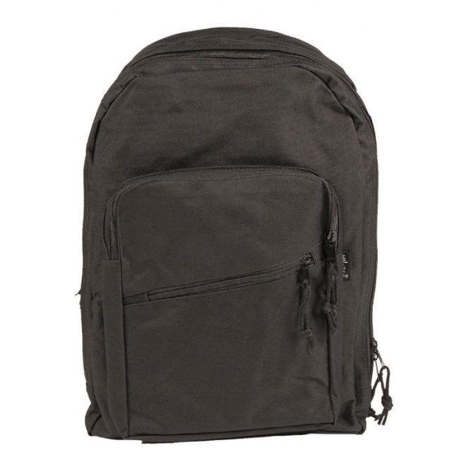 Mil-Tec DayPack batoh černý, 25l