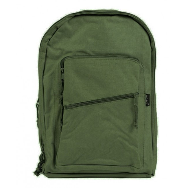 Mil-Tec DayPack batoh olivový, 25l