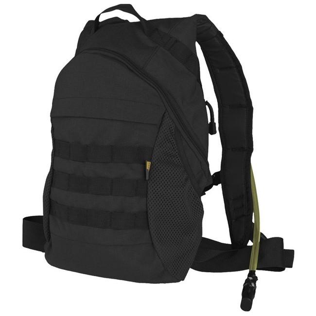 Mil-tec hydratační Mole batoh 3l, černý