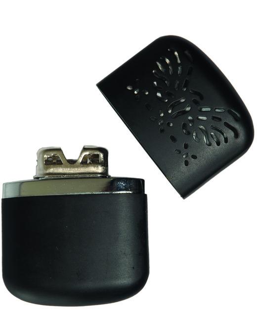 Mil-tec ohřívač benzínový do kapsy, černý