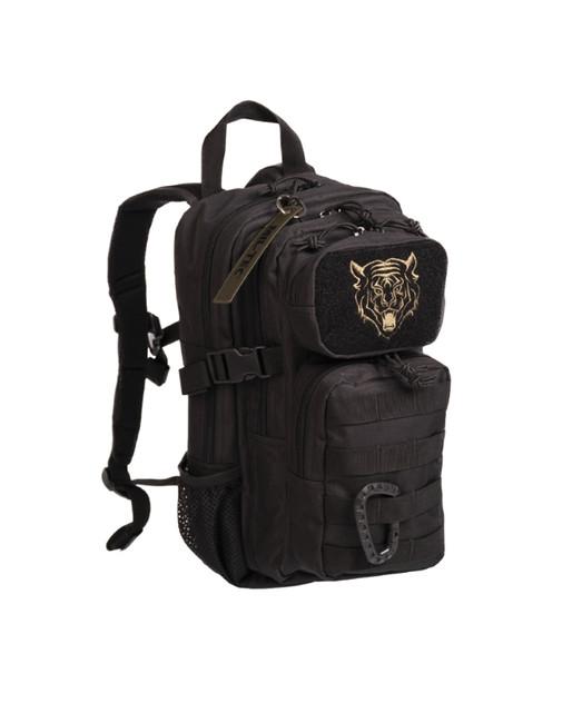 Mil-Tec US assault dětský batoh černý, 14L