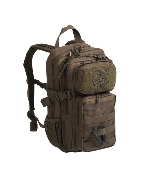 Mil-Tec US assault dětský batoh olivový, 14L