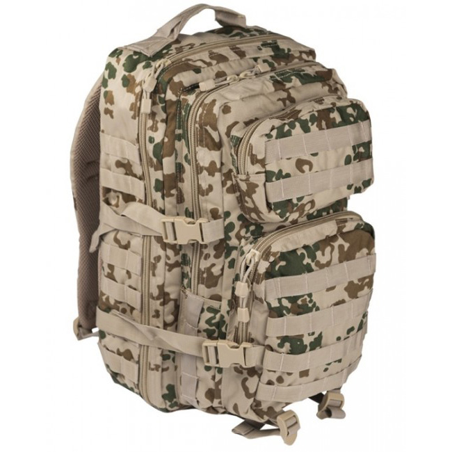 Mil-Tec US assault Large batoh Tropentarn, 36L