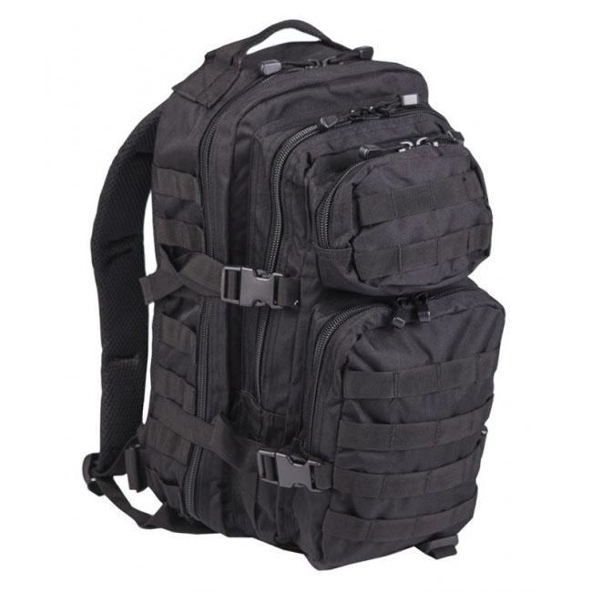 Mil-Tec US assault Small ruksak čierny, 20L