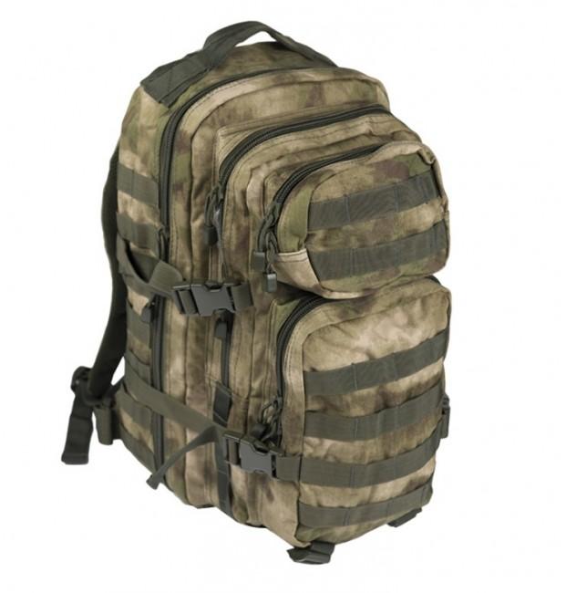 Mil-Tec US assault Small ruksak HDT-camo FG, 20L