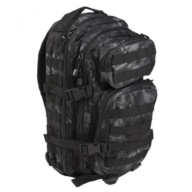 Mil-Tec US assault Small ruksak Mandra Night, 20L